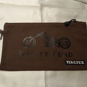Bank bag Harley fund